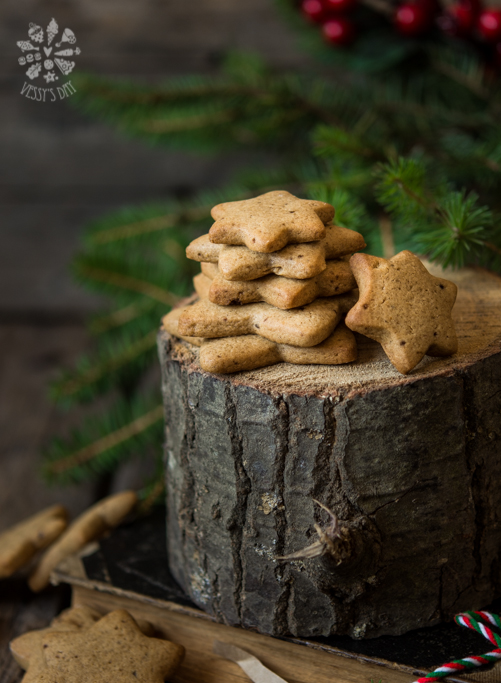 Gingerbread cookies-1