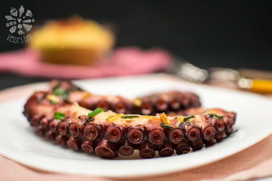 How To Cook Octopus So It Is Tender