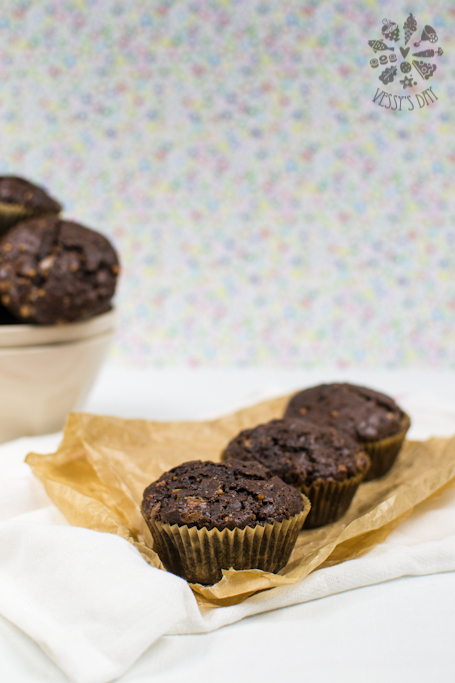 Chocolate muffins (1 of 1)-9