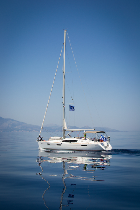Greeece Sail 1
