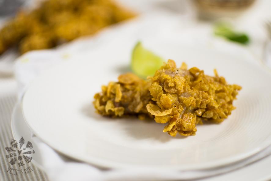 Cornflakes chicken-10