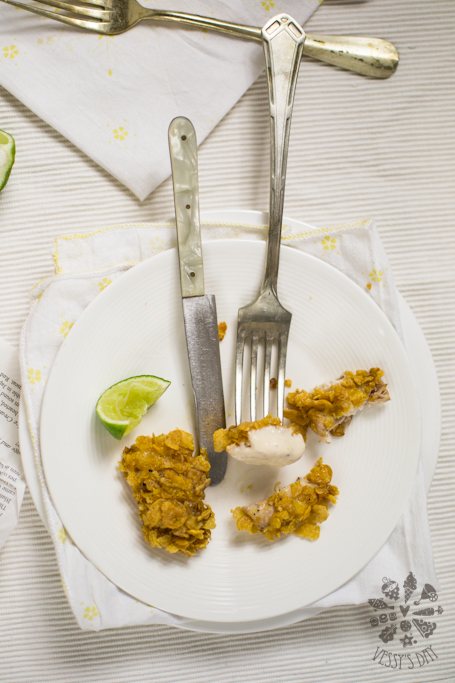 Cornflakes chicken-12
