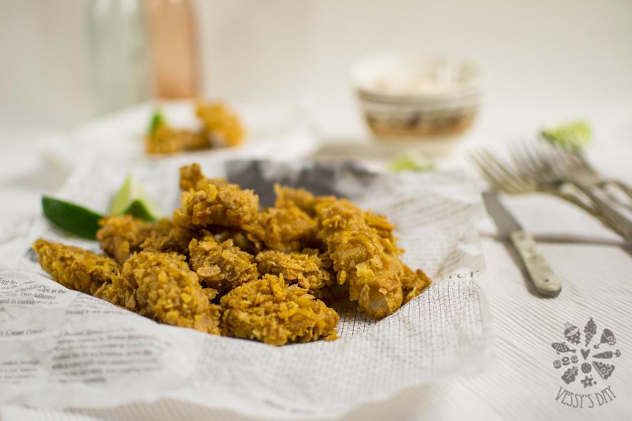 Cornflakes chicken-2