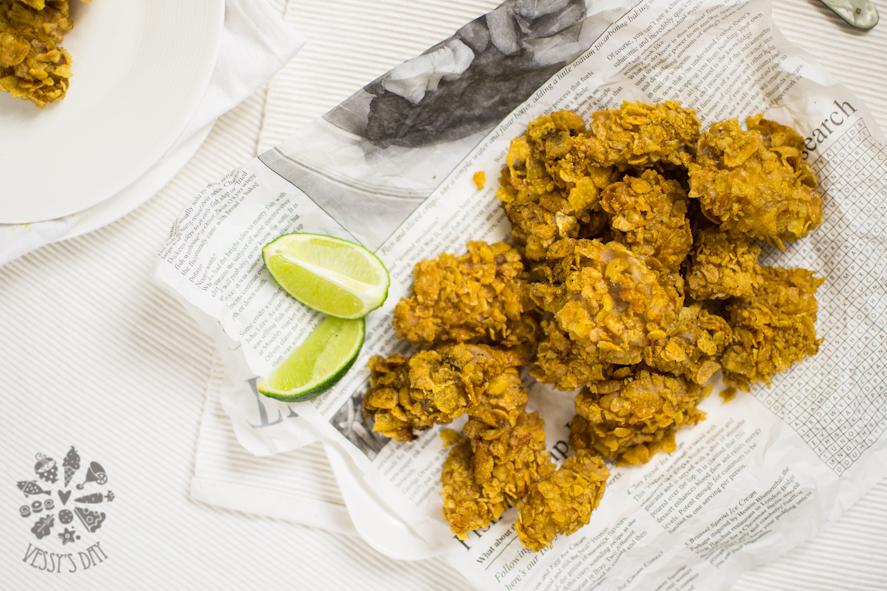 Cornflakes chicken-6
