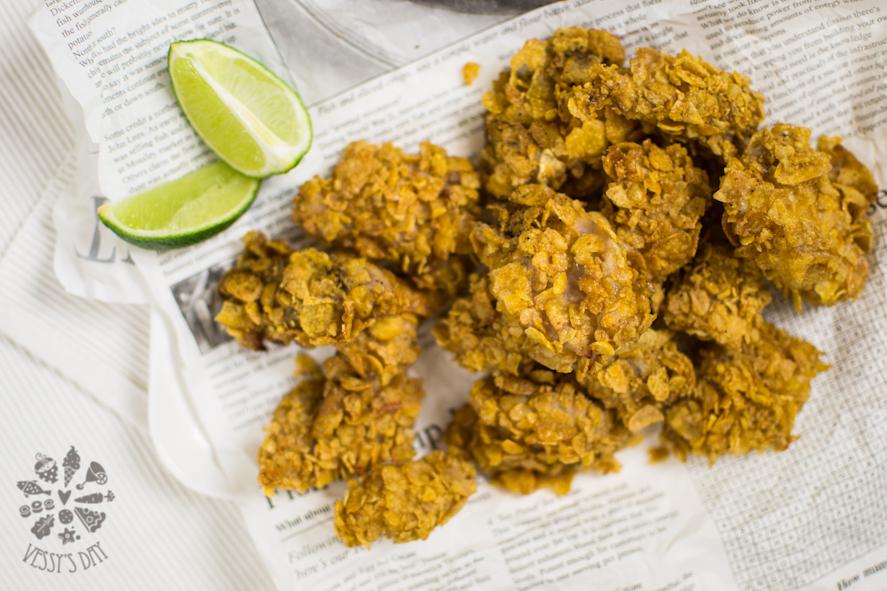 Cornflakes chicken-7