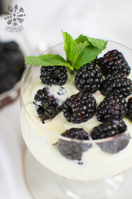 Mascarpone with blackberries  (1 of 1)-5