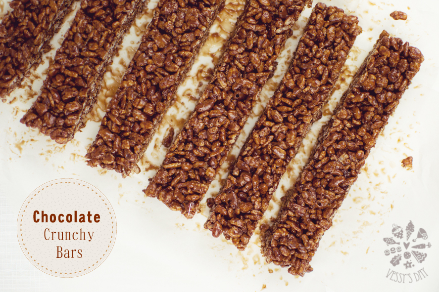 Chocolate crunchy bars (1 of 1) - Copy copy