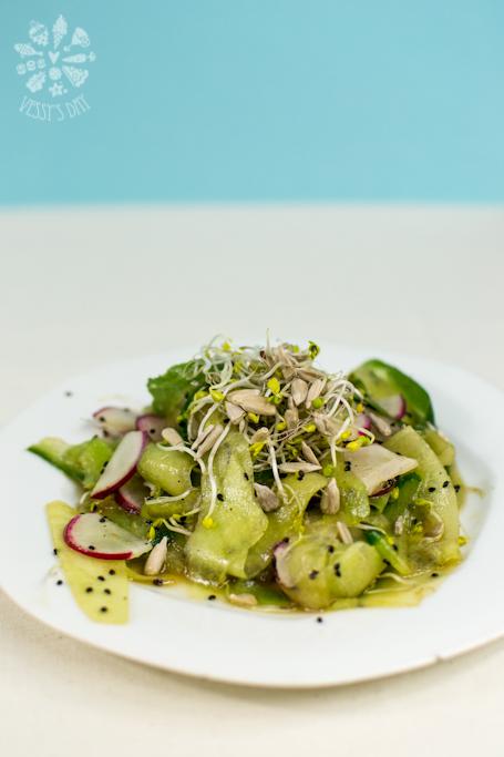 Cucumber salad (1 of 1)-2