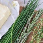 How to make home-made herbed butter