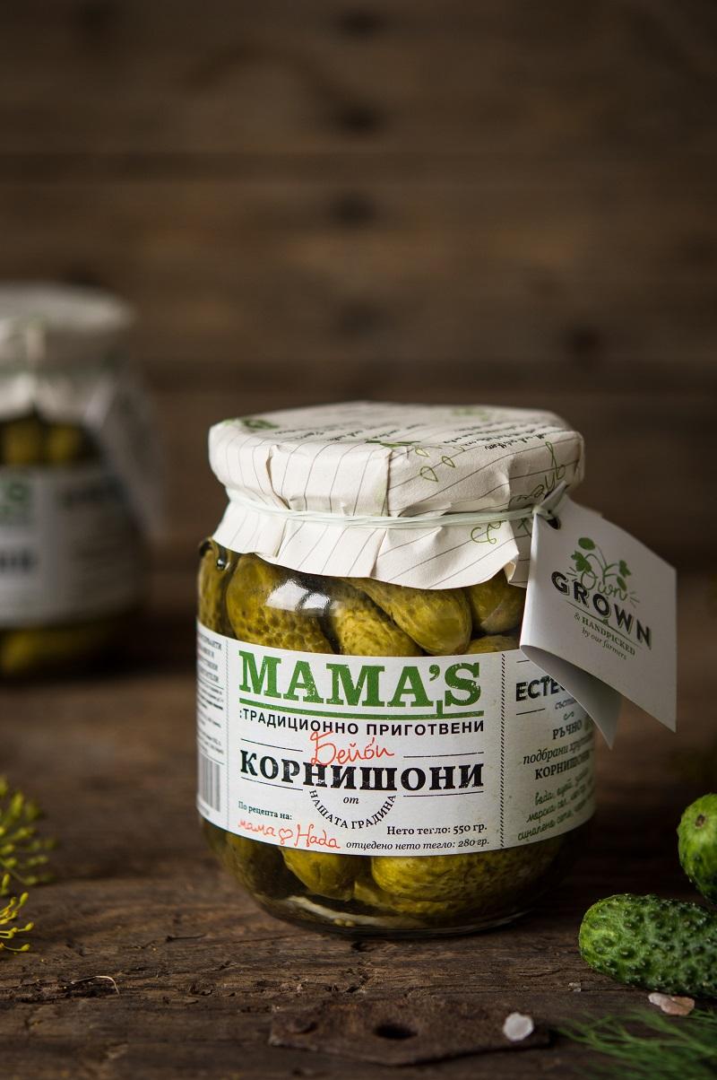 Mama's pickles